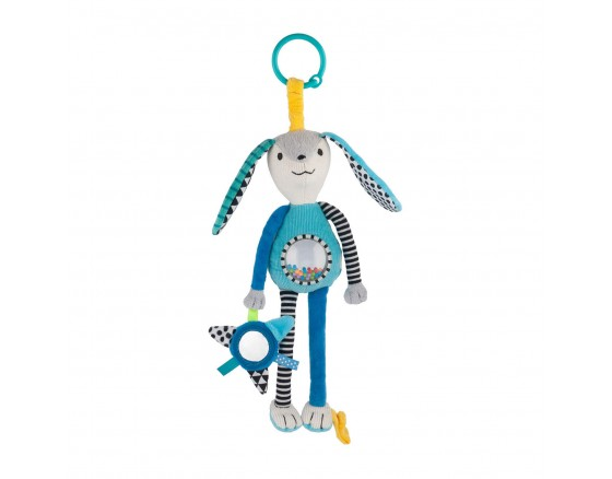 Мягкая игрушка с погремушками