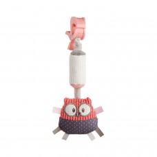 Мягкая игрушка с погремушками 4 вида