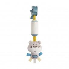Мягкая игрушка с погремушкой (Мишка)