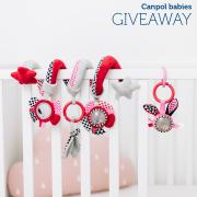 Интерактивная спираль от Canpol babies!